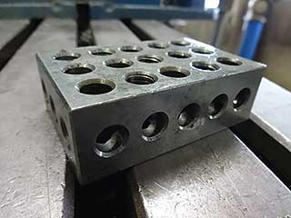 Intricate fabrication of small units