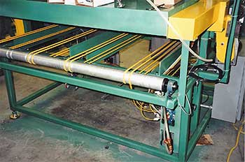 Product conveyor and stacker